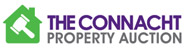 connaught property auction logo